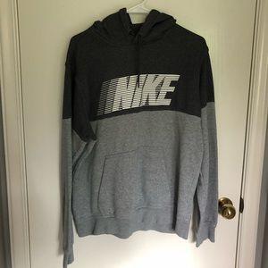 Two toned Nike Hoodie